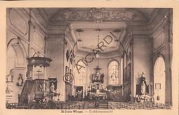 Postkaart/Carte Postale TIELT-WINGE ST.-JORIS-WINGE Kerkbinnenzicht (A139) - Tielt-Winge