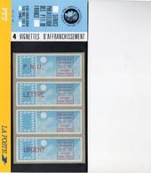 """Vignettes """"LSA"""" Paris C00475951 - 1981-84 Types «LS» & «LSA» (prototypes)"""