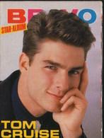 TOM CRUISE, Bravo Star-Album, 16 Pages. 10,5 X 14 Cm. - Kinder- & Jugendzeitschriften