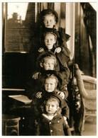 Children Of Emperor Nicholas II Grand Duchesses Russian Romanov Royalty Postcard - Royal Families