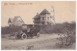 Nieuport - L'Avenue De La Mer - Nieuwpoort
