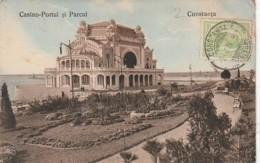 ***  ROMANIA  *** CONSTANTA  Casino Portul Si Parcul  TTB - Roumanie