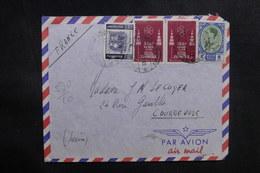 THAÏLANDE - Enveloppe Pour La France , Affranchissement Plaisant - L 39188 - Thaïlande