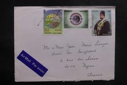 BANGLADESH - Enveloppe Pour La France , Affranchissement Plaisant - L 39189 - Bangladesh