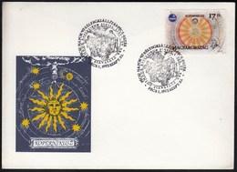 Hungary Pecs 1993  / Copernicus / Kopernikusz / Astronomy, Astrology - Astronomùia