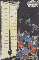 Le Thermomètre De La Classe - 1906 - Humoristiques