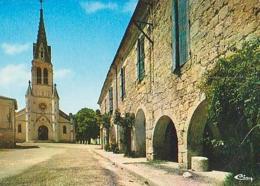 Gers        H70        Saint Clar.L'église - France