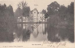 Postkaart/Carte Postale PUTTE Het Ravenhof (Gabrielle Le Grelle - Château De Wijnegem) 1902 (A118) - Putte