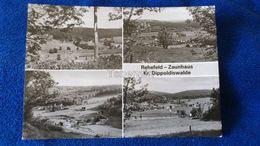 Rehefeld-Zaunhaus Kr. Dippoldiswalde Germany - Rehefeld
