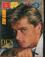 DEN HARROW, Bravo Star-Album, 16 Pages. 10,5 X 14 Cm. - Kinder- & Jugendzeitschriften