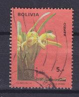 Bolivia 1974 Mi. 864     5 P Orchide Orchid Maxillaria Triloris - Bolivien