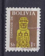 Bolivia 1978 Mi. 938     1 P Monolith - Bolivien