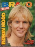 JASON CONNERY (Robin Hood), Bravo Star-Album, 16 Pages. 10,5 X 14 Cm. - Kinder- & Jugendzeitschriften