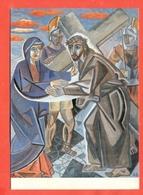 SOVRANO ORDINE DI MALTA-S.M.O.M. - GESU' - VIA CRUCIS - ILLUSTRATORI: GINO SEVERINI - Gesù