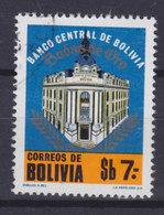 Bolivia 1978 Mi. 942     7 P Zentralbank Von Bolivien - Bolivien