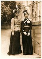 Daughters Of Emperor Nicholas II Olga Tatyana Russian Romanov Royalty Postcard - Royal Families