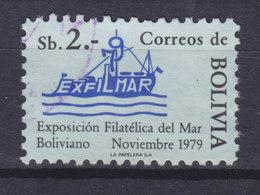 Bolivia 1979 Mi. 956     2 P Nationale Briefmarkenausstellung EXFILMAR - Bolivien
