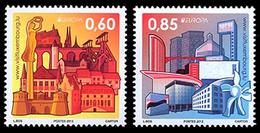 LUXEMBOURG 1887/88 Europa, Tourisme - Europa-CEPT