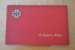 Livre Photos Du Bataillon Reserve-Korps - 1914-18