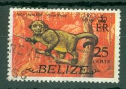 Belize: 1974   Wildlife    SG370   25c     Used - Belize (1973-...)