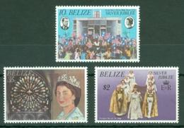 Belize: 1977   Silver Jubilee     MH - Belize (1973-...)