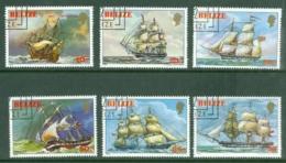 Belize: 1982   Sailing Ships   Used - Belize (1973-...)