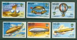 Belize: 1983   Bicentenary Of Manned Flight   Used - Belize (1973-...)