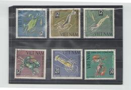 Vietnam Nord, 1965, N° 442 / 447 Oblitéré - Vietnam