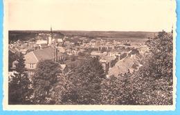 Marche-en-Famenne (Province De Luxembourg)+/-1950- Belle Vue Sur La Ville Et L'Eglise Saint-Remacle-Edit.Peret-Delhaye - Marche-en-Famenne