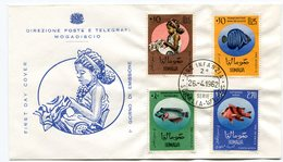 Somalia - FDC - Somalia (1960-...)