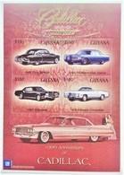 Guyana 2003**Mi.7551-54. 100th Anniversary Of Cadillac , MNH [4;29] - Autos