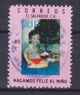 El Salvador 1976 Mi. 1197     40 C Weihnachten Christmas Jul Noel Natale Navidad - El Salvador