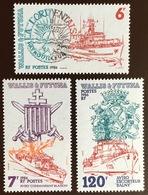 Wallis & Futuna 1986 Ships MNH - Wallis-Et-Futuna