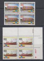 Ecuador 1994 Antarctica 2v Bl Of 4 ** Mnh (44163A) - Ecuador