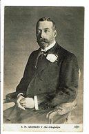 CPA - Carte Postale-Royaume Uni - S.M. Georges V Roi D' Angleterre En 1916 VM5565 - Koninklijke Families