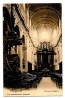 Hoegaarden Hougaerde Intérieur De L'église Smeesters Lefrere 1907 - Hoegaarden