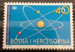 Bosnia And Hercegovina, 1997, Mi: 94 (MNH) - Physics