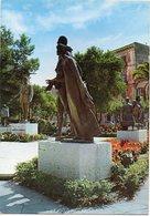 FOGGIA - Particolare Del Monumento A Umberto Giordano - Foggia