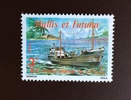 Wallis & Futuna 1980 3f Ships MNH - Wallis-Et-Futuna