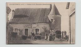 COUTURE CHATEAU DE LA DENIZIERE 41 - France
