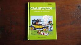 GASTON LAGAFFE  PUBLICITAIRE COMPIL DE VOYAGE  FRANQUIN - Gaston