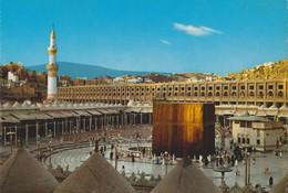 Kaaba, La Mecque, Arabie Saoudite. - Arabie Saoudite