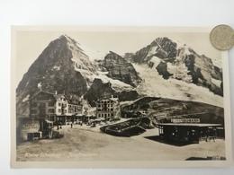 Jungfraubahn, Kleine Scheidegg, Bahnhof, 1910 - BE Berne