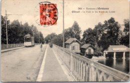 45 OLIVET - Le Pont Et Les Bords Du Loiret - Autres Communes