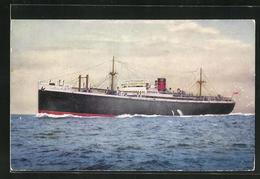 AK Handelsschiff MS Pacific Exporter Furness Line - Commercio