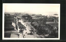 AK Rangoon, South East - Postales