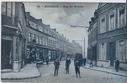 ROUBAIX  RUE DU MOULIN - Roubaix