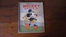 MICKEY AVIATEUR  WALT DISNEY - Livres, BD, Revues