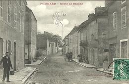 POMMARD  -- Route De Beaune                                       -- Tiercin - France