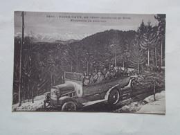 Carte Postale  - PEIRA CAVA (06) - Excursion En Auto-car (3136) - France